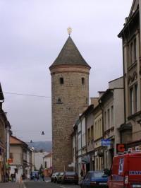 Dvůr Králové - Šindelářská věž