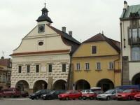 Dvůr Králové - stará radnice