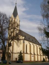 Trutnov - Poříčí - kostel sv. Petra a Pavla