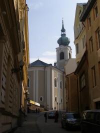 Trutnov - kostel Narození Panny Marie
