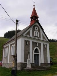 Petříkov - kaple sv. Vavřince