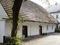 Hronov - rodný dům Aloise Jiráska