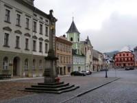 Králíky - Velké náměstí