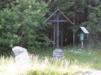 Videlské sedlo - Videlský kříž