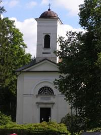 Karlova Studánka - kostel Panny Marie uzdravení nemocných