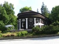 Karlova Studánka - hudební pavilon
