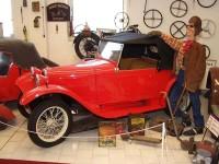 Nová Paka - Auto Moto museum (obr. použit z webu muzea http://www.automotomuseum.eu/)