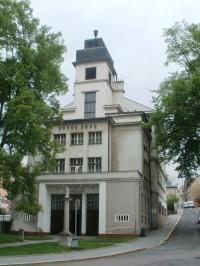 Havlíčkův Brod - kostel ČS církve husitské