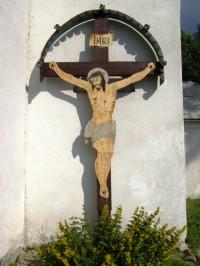 Křížový vrch s kaplí sv. Anny