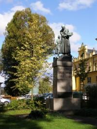 Turnov - pomník obětem válek