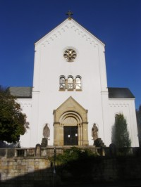 Semily - kostel sv. Petra a Pavla