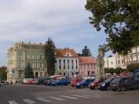 Kostelec nad Orlicí - Palackého náměstí, nová radnice