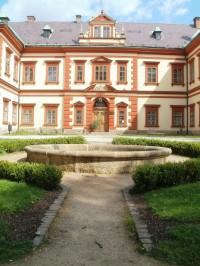 Jilemnice - Krkonošské muzeum, zámek