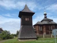 Loučná Hora - dřevěný kostel sv. Jiří