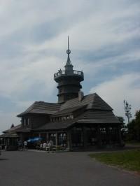 Rozhledna na Dobrošově - Jiráskova chata