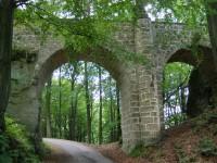 Valdštejn - most