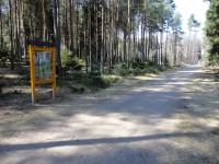 trasa - Naučná přírodní stezka