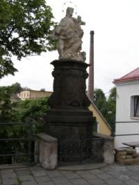 Jaroměř - sv. Jan Nepomucký