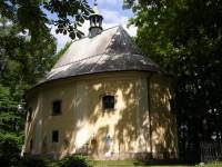 Trutnov - Janská kaple, kaple sv. Jana Křitele