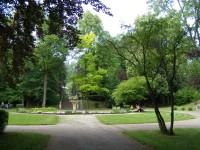Trutnov - městský park, lesopark