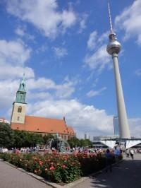 Berlín - Alexanderplatz