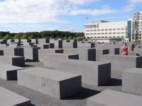 Berlín - památník holocaustu