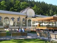 Janské Lázně - centrum