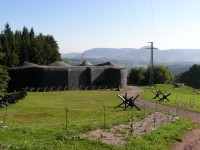 Stachelberg - pěchotní srub TS 73