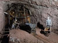 Stachelberg - podzemí