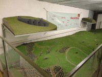 model pevnosti Stachelberg