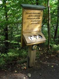 trasa - Dětská lesní NS Sedmihorky