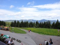 trasa - Z Černé hory do Pece pod Sněžkou