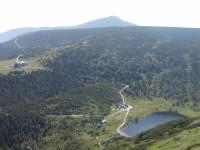 trasa - Špindlerův Mlýn - Sněžka - Luční bouda - Špindl
