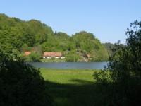 rybník Věžák