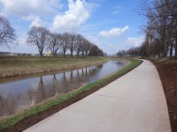 Cyklostezka Hradec Králové - Josefov - Kuks,  MAPA