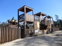 rytířské hradiště v hradeckých lesích