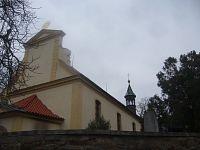 Křížová cesta - Praha Modřany