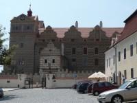 Horšovský Týn - hrad a zámek