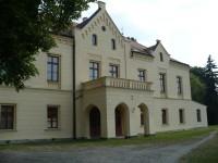 Osvračín - zámek