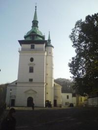 kostel sv. Jana Křtitele v Teplicích