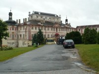 Kácov - zámek
