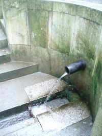 proud blahodárné vody