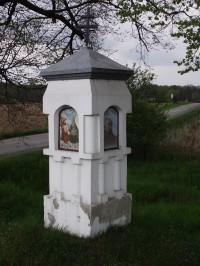 Třeština – boží muka zvaná Vysoudilova kaple