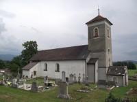 Habartice - kostel Neposkvrněného početí Panny Marie