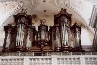 Polná - děkanský chrám Nanebevzetí Panny Marie