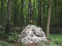 Nové Zámky - Černý kříž  (Litovelské Pomoraví)