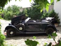 Slatinice – muzeum U veterána, ráj milovníků vozů Mercedes-Benz