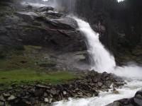 Krimmelské vodopády  (Krimmler Wasserfälle)
