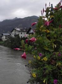 Alpy, Vysoké Taury a jiná dobrodružství v mlze i dešti, 2. část (Krimmelské vodopády, Bad Gastein)