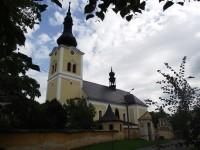 Moravičany - kostel sv. Jiří